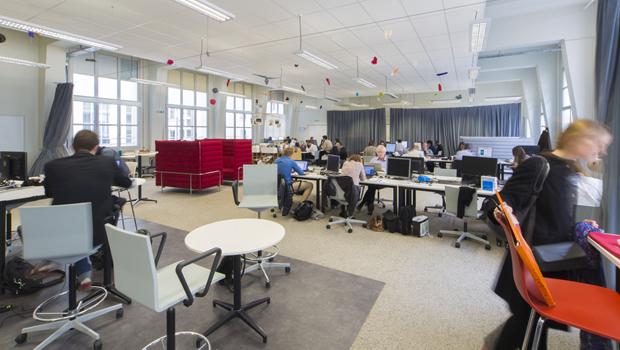 Orange : l'espace de coworking Villa Bonne-Nouvelle