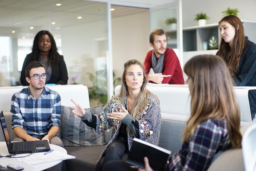Le coworking séduit les grandes entreprises