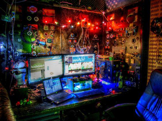 Hackerspace à Berlin