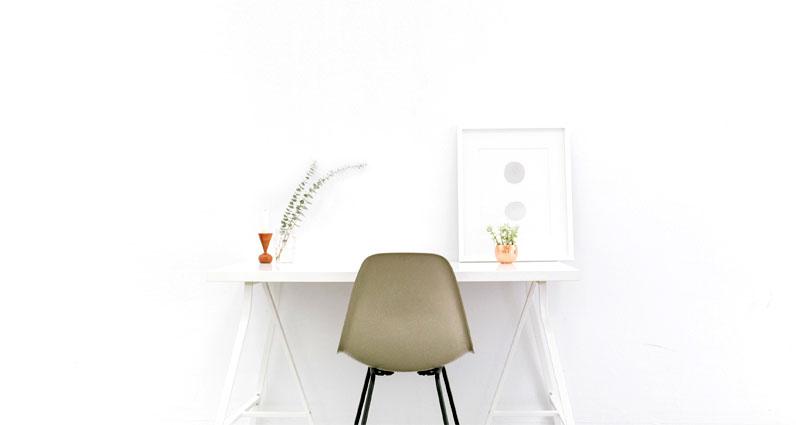 Existe-t-il une surface de bureau minimale ?