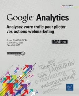 Livre sur Google Analytics