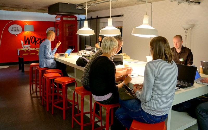 La tendance du coworking en Europe