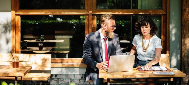 Le coworking à l'échelle mondiale