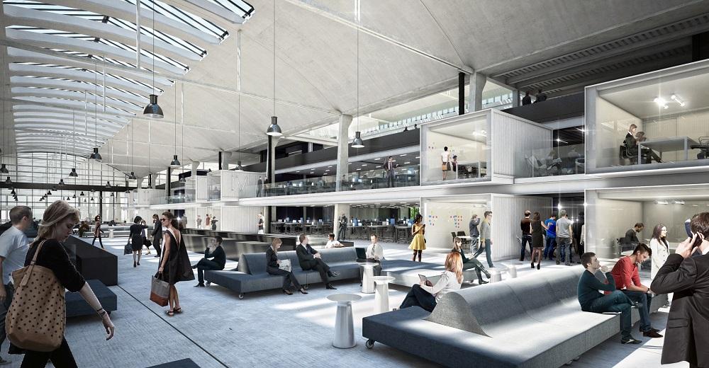 L'incubateur parisien : Station F