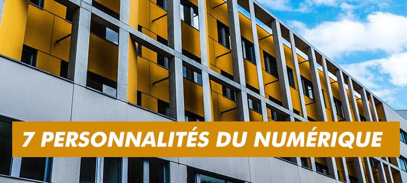 7 personnalités qui bougent le numérique à Nantes