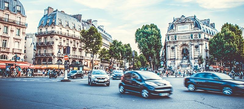 Top 5 des villes Françaises du Coworking