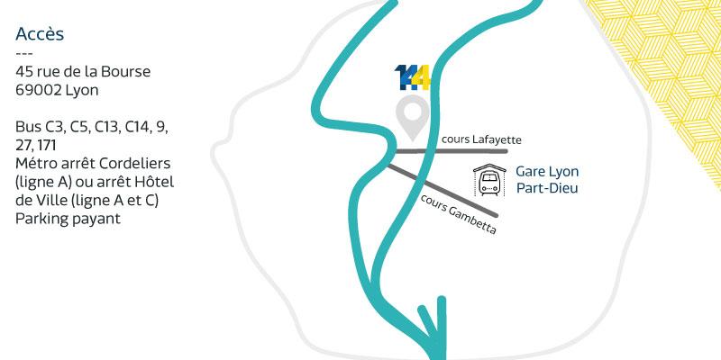 Plan-Lyon