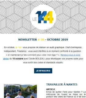 newsletter 144 coworking OCTOBRE-19