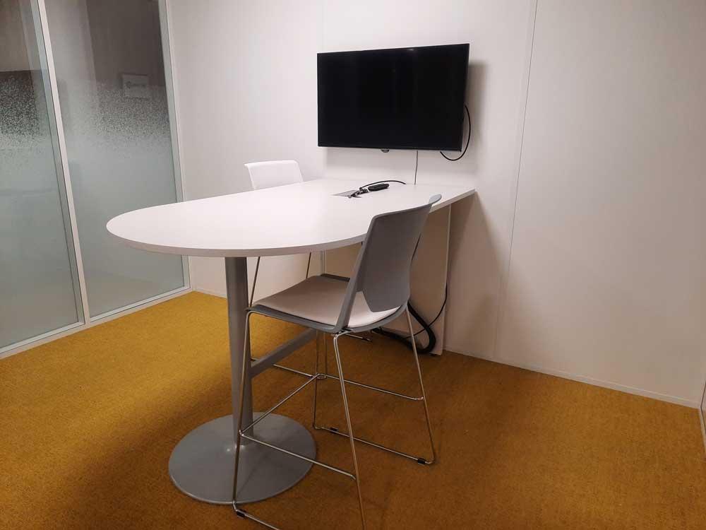 Location salle de réunion 4 personnes à Nantes