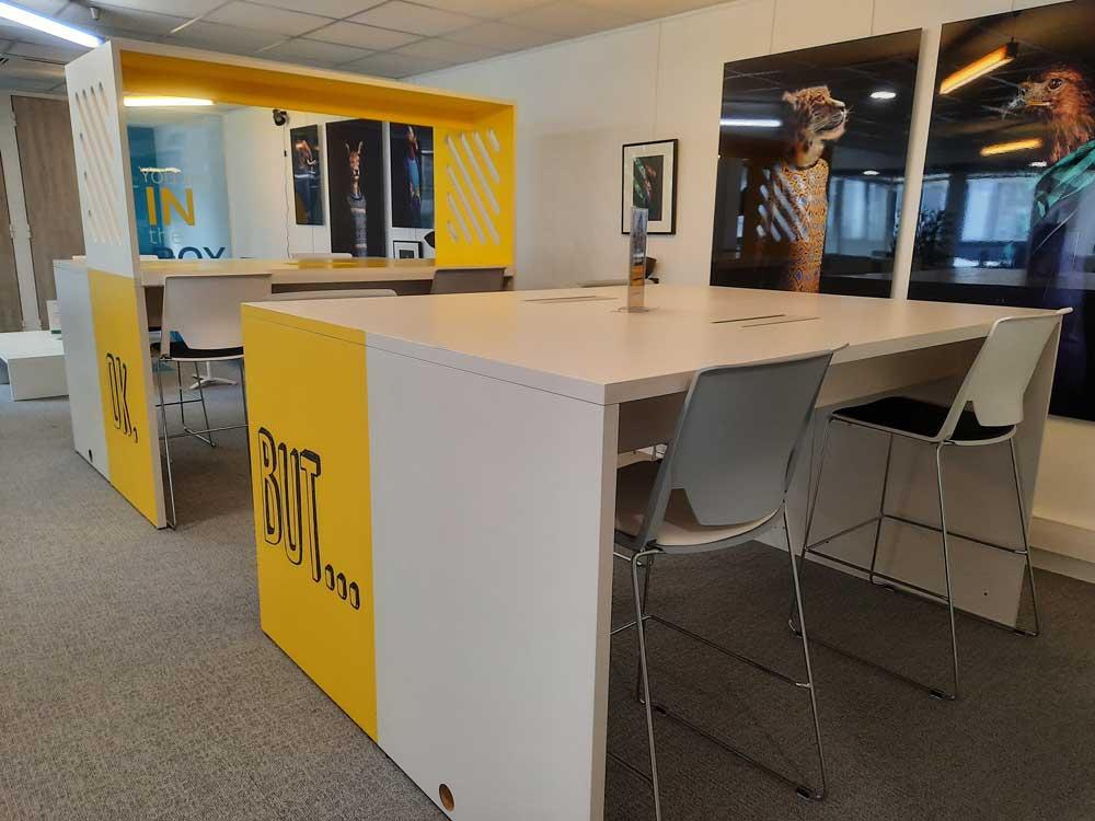 Espace de coworking à Nantes