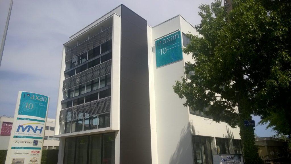 Adresse de domiciliation à Rennes