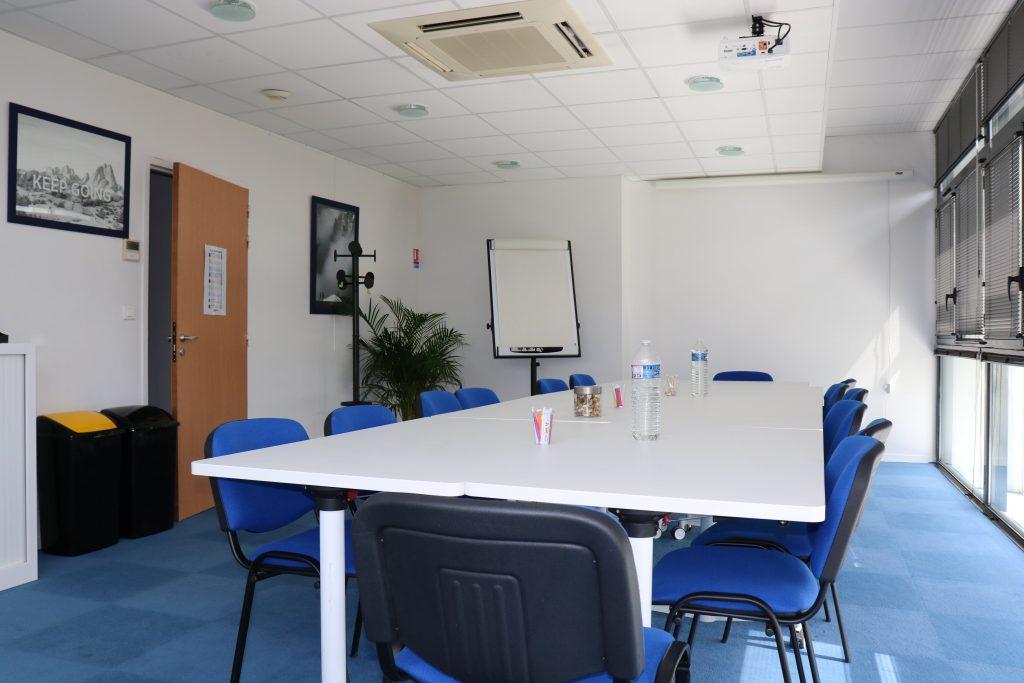 Salle de réunion à Rennes